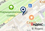 «ГорРемТех» на Яндекс карте Москвы