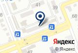 «Пёрышко» на Yandex карте