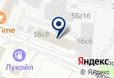 «Юникс-плюс, ООО» на Яндекс карте Москвы