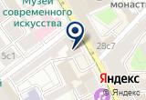 «Via bowling products» на Яндекс карте Москвы