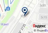 «ЭкоНова Инжиниринг, ООО» на Яндекс карте Москвы