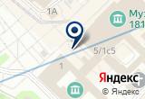 «ПартнерАвто» на Яндекс карте Москвы