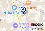 «Товарищ агентство рекламы и полиграфии» на Яндекс карте Москвы
