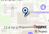 «Покупка комплектующих для терминалов PartsBuy.ru» на Яндекс карте Москвы