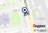 «Int (институт новых технологий» на Яндекс карте Москвы