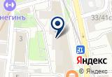 «Русская Модель, модельное агентство» на Яндекс карте Москвы