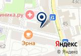 «Оракул-флинк, ООО» на Яндекс карте Москвы