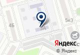 «Детский сад №1057» на Яндекс карте Москвы