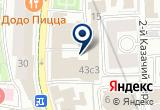 «Святодел, строительная компания» на Яндекс карте