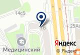 «Юникс, винно-водочный магазин» на Яндекс карте Москвы