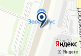 «Форпост-7» на Яндекс карте Москвы