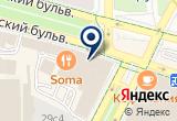 «Узбекистан ресторан» на Яндекс карте Москвы