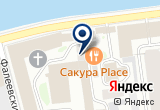 «Booking Stars Ltd, ООО» на Яндекс карте
