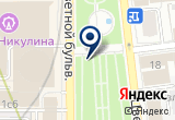 «Французская пекарня» на Яндекс карте