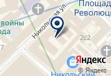 «интернет-магазин туров в москве, ООО» на Яндекс карте