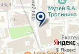 «Объединенное Кредитное Бюро, ЗАО» на Яндекс карте Москвы