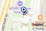 «Шарм и стиль, ООО» на Яндекс карте Москвы