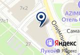 «М-Глобус, агентство» на Яндекс карте Москвы