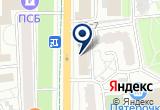 «Спутник, сеть туристических бюро» на Яндекс карте Москвы