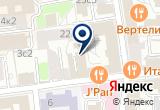 «Нотариус города Москвы Мамонтова Оксана Сергеевна» на карте