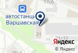 «СПЕКТР НПО» на Яндекс карте
