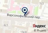 «Штопор, ночной клуб» на Яндекс карте Москвы