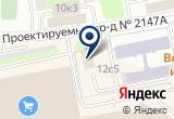 «Теркар, автоцентр» на Яндекс карте Москвы
