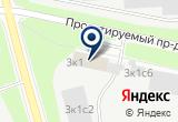 «БиоРесурс, производственная компания» на Яндекс карте Москвы