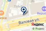 «Бронирование отелей, ООО» на Яндекс карте