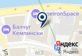 «ЧЕТЫРЕ КОМНАТЫ» на Яндекс карте