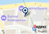 «Энзибен, компания» на Яндекс карте Москвы