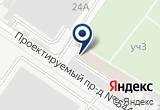 «Юг авто, ЗАО, торгово-сервисная компания» на Яндекс карте Москвы