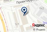 «Диана-домстрой торговая компания» на Яндекс карте Москвы