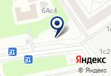 «Моторчик, мотоцентр, официальный представитель» на Яндекс карте Москвы