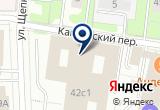 «ресторан MyPlace, ООО» на Яндекс карте