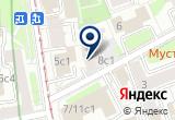 «ЦентроКредит» на Яндекс карте Москвы