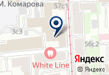 «Парнет-экспресс, ЗАО» на Яндекс карте Москвы