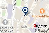 «Меланж ООО» на Яндекс карте Москвы