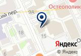 «Электросила» на Яндекс карте Москвы