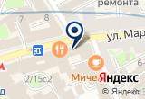 «Техинвест, ООО» на Яндекс карте Москвы