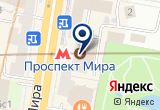 «Пять морей ресторанный комплекс» на Яндекс карте Москвы