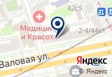 «Экспобанк, ООО» на Яндекс карте Москвы