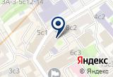 «Урания межрегиональный общественный благотворительный фонд им. даниила андреева» на Яндекс карте Москвы