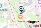 «Армейский магазин, ООО» на Яндекс карте Москвы