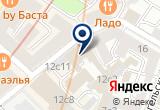 «ЭдПрайм» на Яндекс карте Москвы