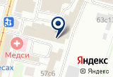 «Регафарм, ООО» на Яндекс карте Москвы
