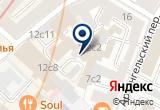 «Аудит БТ, группа компаний» на Яндекс карте Москвы