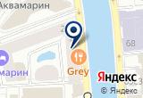 «Aquamarine, отель» на Яндекс карте Москвы