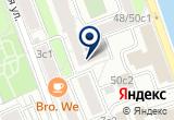 «gogopro» на Яндекс карте Москвы