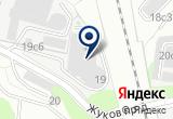 «Юнавто, установочный центр» на Яндекс карте Москвы
